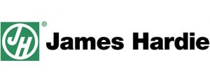 James Hardie logo for home visualizer with new siding colors