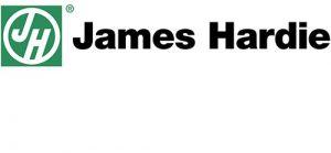 James Hardie new siding colors logo