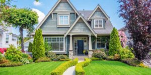 newly remodeled single family home with a beautiful exterior