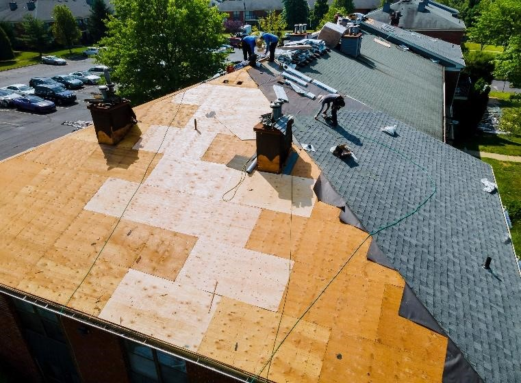 Roofing for Itasca residents
