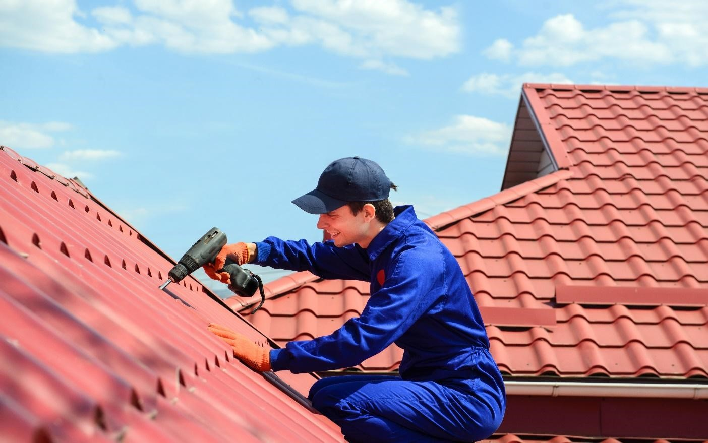 Roofing Services in North Aurora