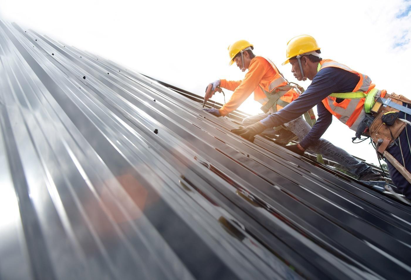 Pingree Grove, Roofing Repairs
