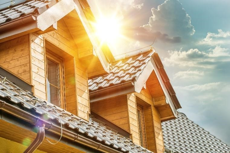 Residential roofing services in West Chicago