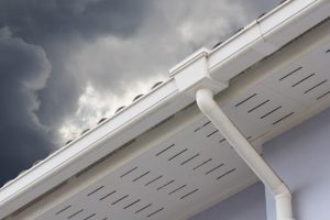 Seamless gutters in Warrenville