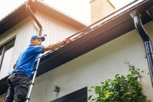 Seamless gutter installation services near me