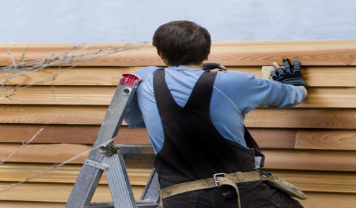 Cedar Siding Maintenance