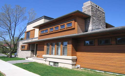 Cedar Siding for House