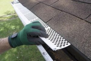 Excellent gutter cleaning services
