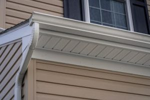 Gutter repairs in Roselle