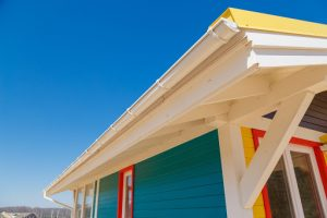 Requirement of gutters