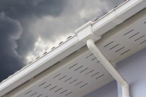 Seamless gutters in Oak Brook