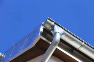 Professional gutter services in Roselle