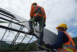 Roofing services in Glen Elllyhn