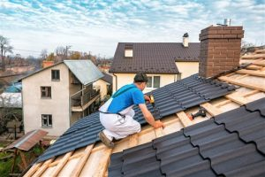 Roofing services in Warrenville