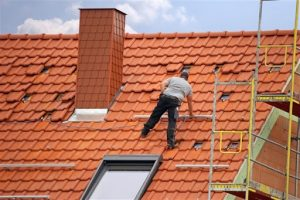 Roofing services in Lombard