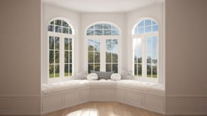 Difference between Bay and Bow windows