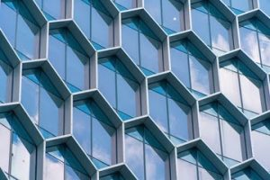 Energy-efficient geometric windows