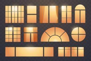 Benefits of geometric windows