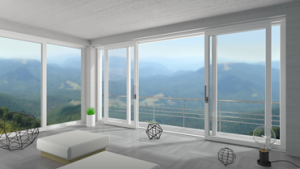 Pella casement windows and doors